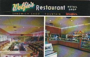 Florida Saint Petersburg Wolfies Restaurant And Fountain