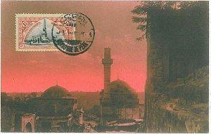 VINTAGE POSTCARD: TURKEY - COSTANTINOPLE - ISTAMBUL