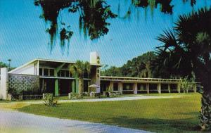 Florida Saint Petersburg Crystal Lodge Motel