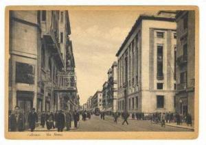 Palermo, Italy, 20-30s  Via Roma