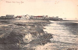 Tilbury Fort from Pier United Kingdom, Great Britain, England Unused