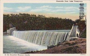 Powersite Dam Lake Taneycomo In The Beautiful Missouri Ozarks Missouri