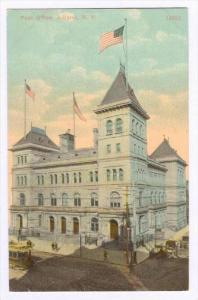 Exterior, Post Office, Albany, New York, 1900-1910s