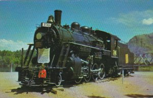 Canada OId Locomotive Jeff Canada 1867-1967