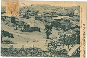 VINTAGE POSTCARD : PORTUGHESE COLONY: ANGOLA