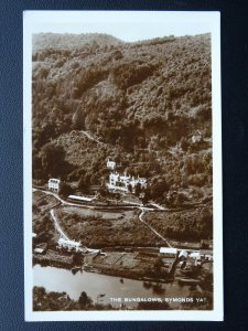 Hereford SYMONDS YAT The Bungalows - Old RP Postcard