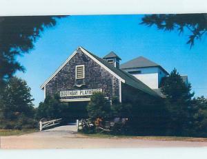 Unused Pre-1980 PLAY HOUSEBUILDING Boothbay Harbor Maine ME G0168