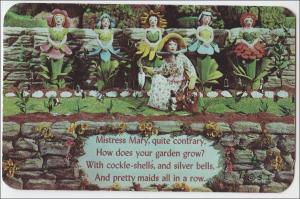 Mother Goose Rhymes - Mistress Mary