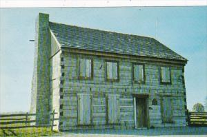 Indiana Richmond Original Northwest Territory Court House