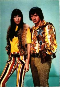 CPM Sonny and Cher, MUSIC STAR (718552)