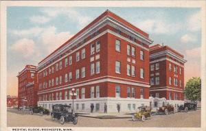 Minnesota Rochester Medical Block