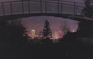 View from Little Mountain of VANCOUVER , B.C., Canada , 50-60s