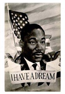 Dr. Martin Luther King, Jr. - 1929-1968