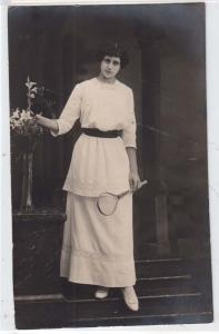 RPPC, Tennis - Woman