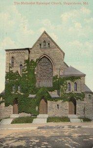 HAGERSTOWN, Maryland, 1909 ; Methodist Episcopal Church