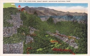 Mount Le Conte Alt 6,593 Feet Great Smoky Mountains National Park Tennessee