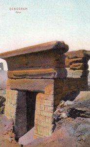 DENDERAH , Egypt , 00-10s ; Pylon