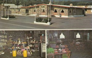 HALLSTEAD , Pennsylvania , 1950-60s ; Dobb's Country Kitchen, 3-views
