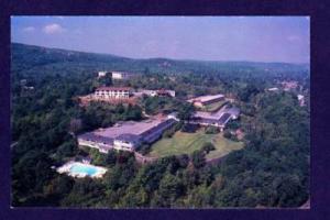 ME Wonder View Lodge Motel BAR HARBOR MAINE Postcard