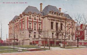 Missouri St Louis The St Louis Club