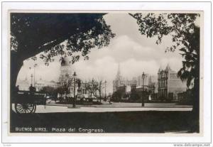 RP  Buenos Aires, Plaza del Congreso, 00-10s Argentina