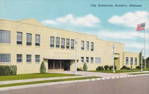 Alabama Anniston City Auditorium