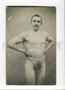288171 Nude KRAUZE Latvian WRESTLER WRESTLING vintage PHOTO