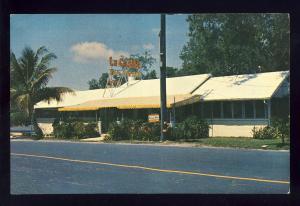 Miami, Coconut Groove, Florida/FL Postcard, La Casita Tea Room Restaurant