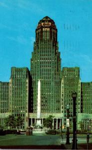 New York Buffalo City Hall