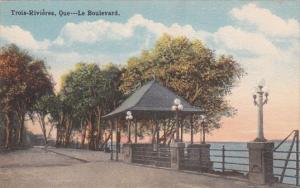 TROIS-RIVIERES, Quebec, Canada, 1900-1910's; Le Boulevard