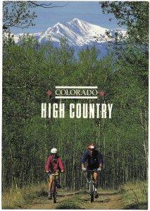 US Colorado. High Country.  Mint Card. Beautiful Colorado.