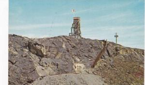 The Model Mine Shaft, The Canadian Centennial Numismatic Park, Sudbury, Ontar...