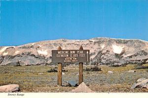 Snowy Range - Wyoming