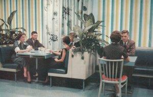 NEW YORK CITY , 1950-60s ; Hanover Bank Employee Dining Room