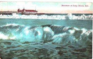 Breakers at Long Beach, Cal.