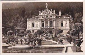 Germany Schloss Linderhof Real Photo