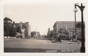 RP: MOOSE JAW , Sask. , Canada , 00-10s ; Main Street