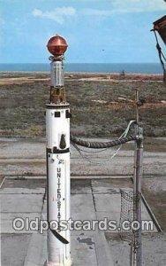 NASA Echo Satellite Air Force Missile Test Center Unused