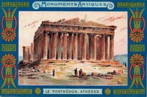 Greece Parthenon Athens  06.66