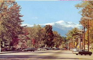 NH - North Conway, Main Street