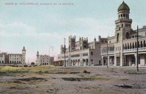 Oasis D'HELIOPOLIS , Egypt , 00-10s ; Bureaux de la Societe