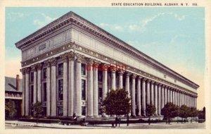 STATE EDUCATION BUILDING, ALBANY, NY