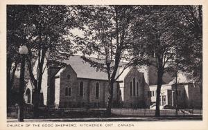 KITCHENER, Ontario, Canada, 1900-1910´s; Church Of The Good Shepherd