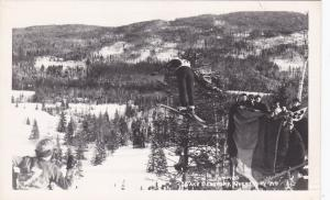 RP: Skiing ; Ski Jumping , LAKE BEAUPORT , Quebec , Canada ,30-40s