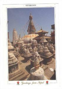Soyambunath , NEPAL , 70-80s