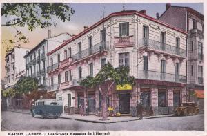 Maison Caree - Les Grands Magasins de l'Harrach , 1943