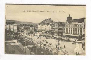 Clermont-Ferrand, France, 00-10s   Place de Jaude