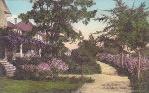 North Carolina Pinehurst The Berkshire Albertype
