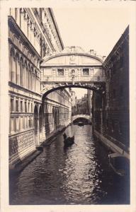RP, Boat, Palazzo Ducale, VENEZIA (Veneto), Italy, 1920-1940s