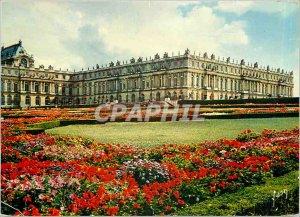Old Postcard Chateau de Versailles Chateau seen North Parterres